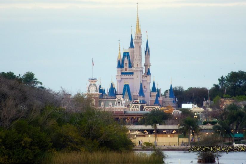 Disney World Castle Iphone Wallpaper