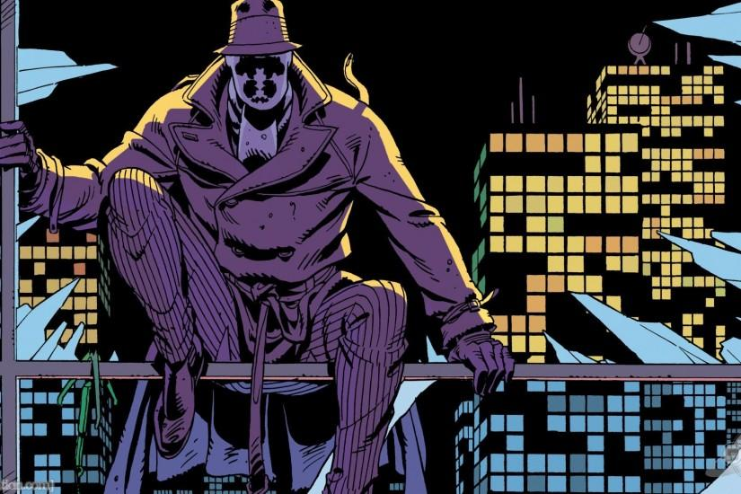 Rorschach Watchmen Comic Wallpaper | Superhero Wallpapers
