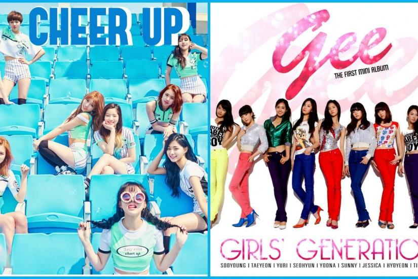 CHEER UP X GEE - GIRLS GENERATION & TWICE (MASHUP)