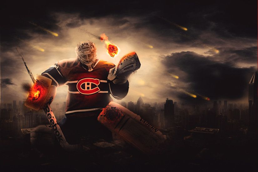 xXFATPIGXx 30 11 Carey Price, Saviour of all. by FlyingGinger