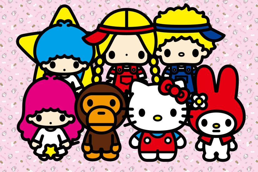 201236-hello-kitty-all-sanrio-wallpaper.jpg (1600× ...