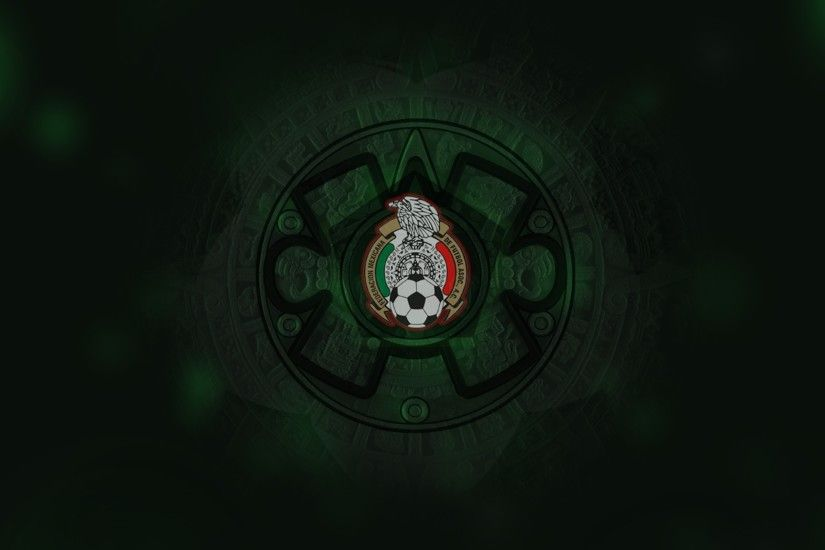 ... mexico soccer logo wallpaper wallpapersafari ...