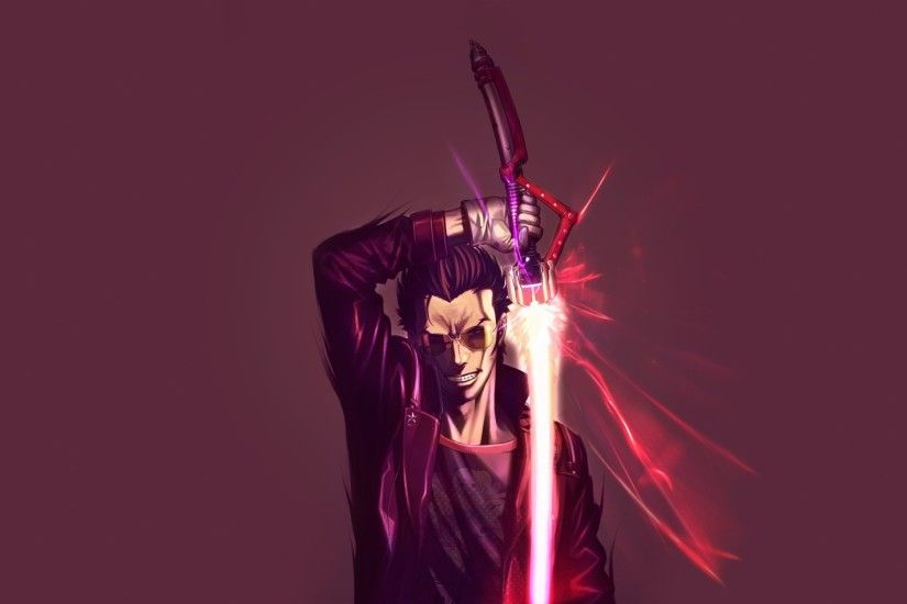 Video Game - No More Heroes Wallpaper