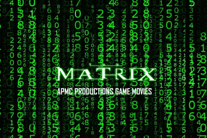 8fb199 the matrix logo wallpaper (1)