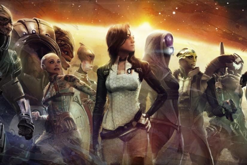 free mass effect wallpaper 1920x1080 for android 40
