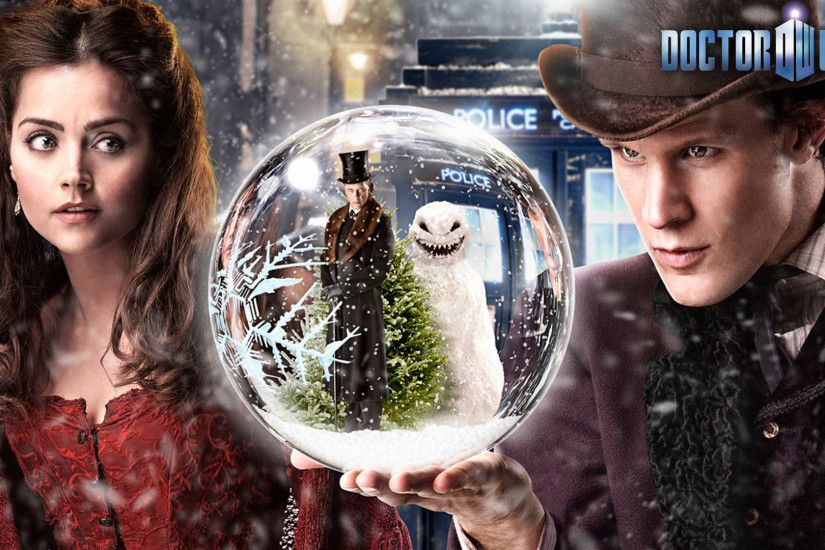 Dr Who The Snowmen01 .