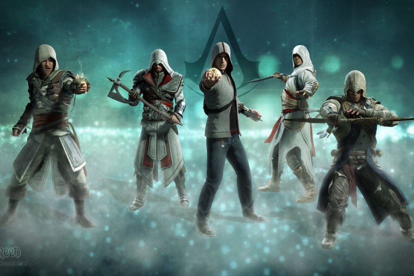 Assassin's Creed Unity wallpaper