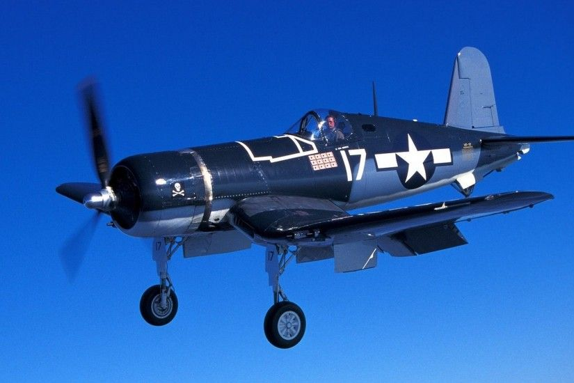 flying us air force corsair f4u corsair aviation 1920x1080 wallpaper Art HD  Wallpaper