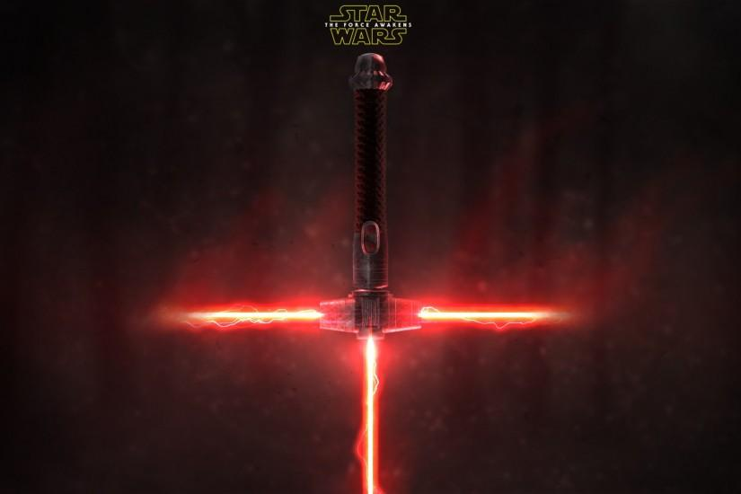 """Star Wars: Episode VII - The Force Awakens"" [Wallpapers HD].  scifi"