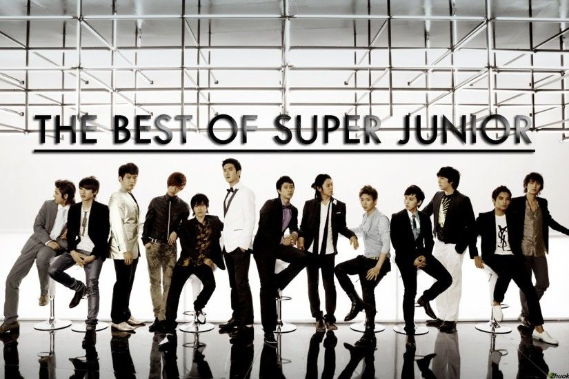 super junior the best
