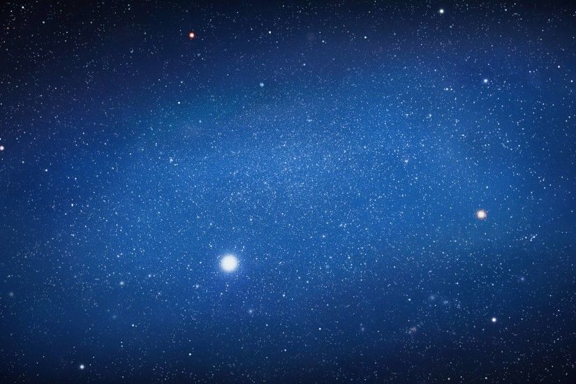 Images For > Blue Night Sky Stars Wallpaper