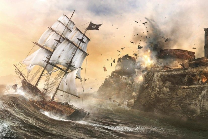 Assassin's Creed 4: Black Flag – a link to the past | VG247