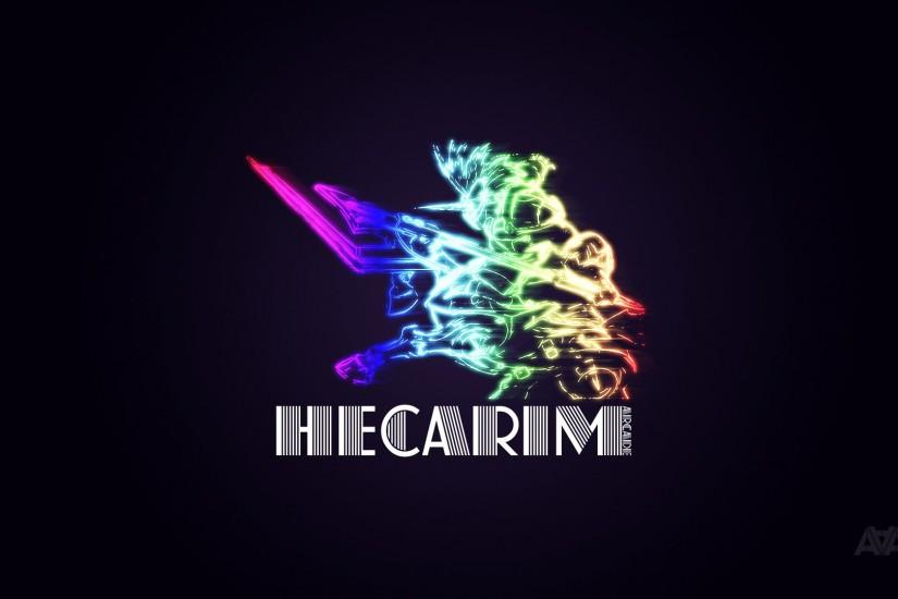 Hecarim Arcade Wallpaper by Alonday Hecarim Arcade Wallpaper by Alonday