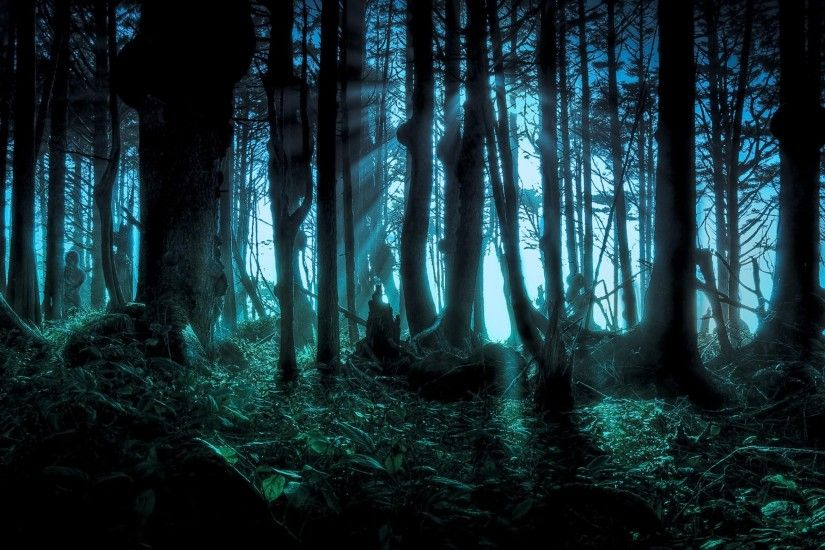 Forest of Nightmares #flashfiction