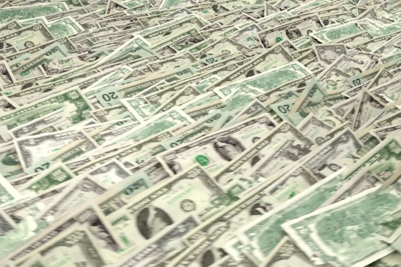 Money Piles Stacks of Dollars Financial US Currency Tax Seamless Loop 2  Brighter Motion Background - VideoBlocks