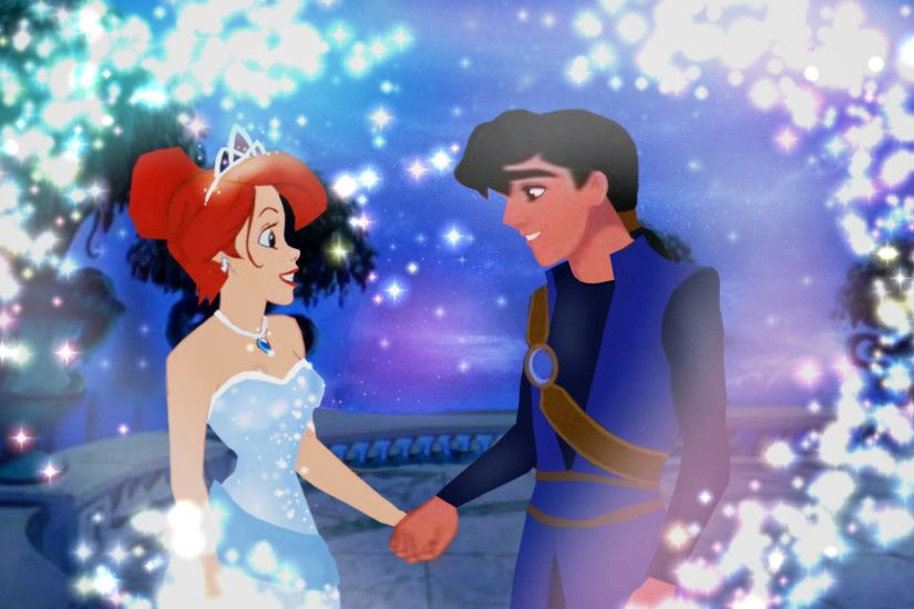 aladdin and ariel images prince Aladdin and princess Ariel HD wallpaper and  background photos
