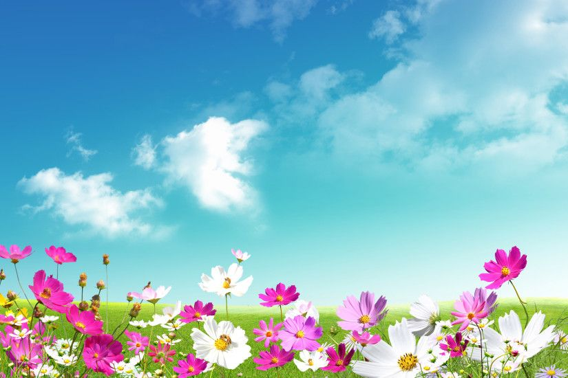 ... Free Desktop Wallpapers Spring Scenes Wallpaper | Wallpapers 4k .