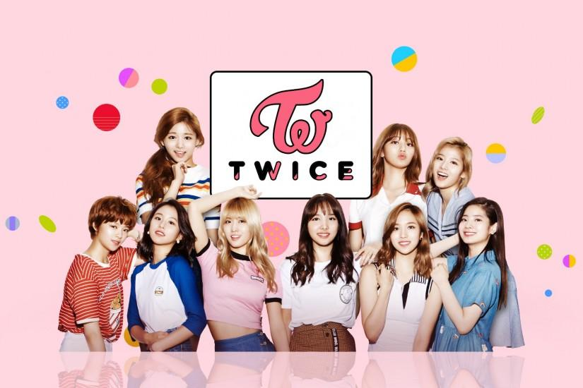 TWICE Wallpaper 1920 x 1080