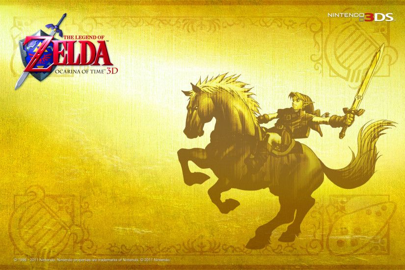The Legend Of Zelda Ocarina Of Time Wallpapers Wallpapers) – HD Wallpapers
