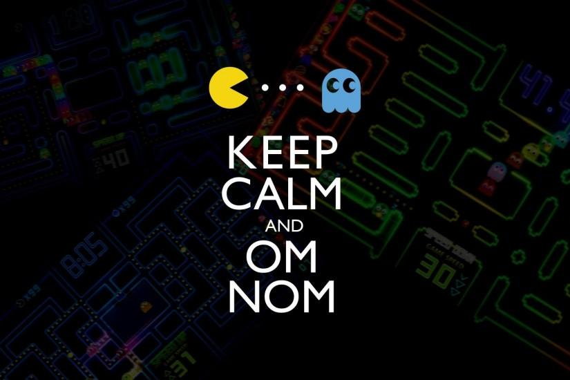 Pacman wallpapers.