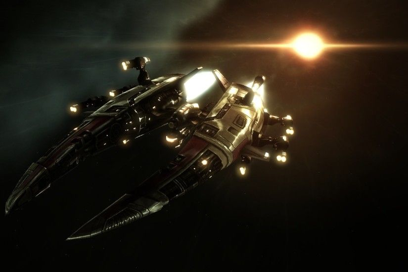 Video Game - EVE Online Wallpaper