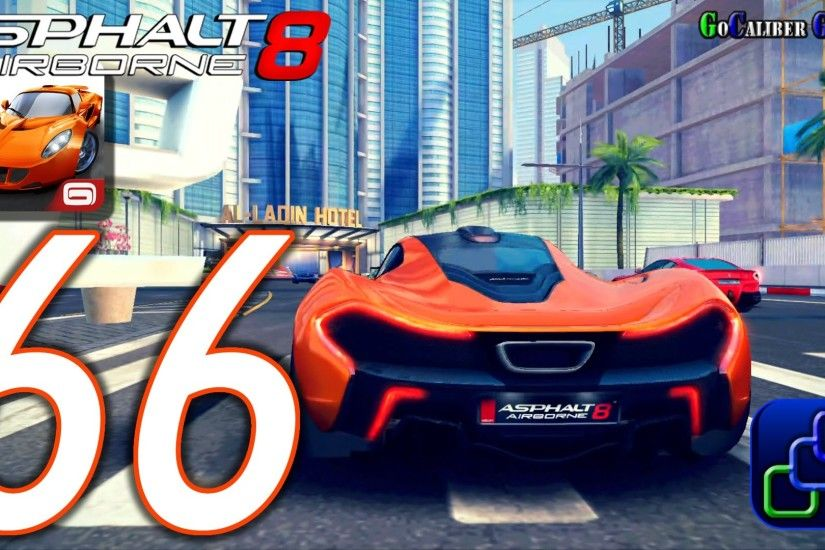 Asphalt 8 Airborne Walkthrough - Part 66 - NEW Update DUBAI Season 8 -  YouTube