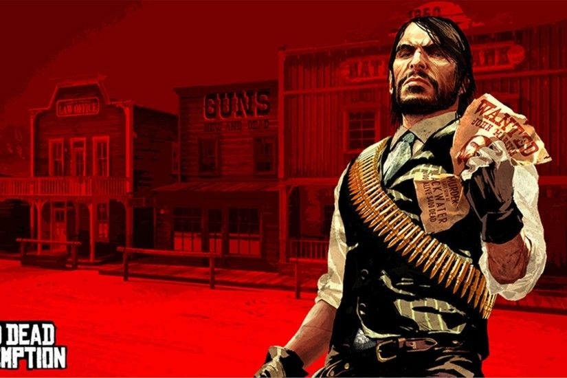 1920x1080 John Marston, Red Dead Redemption Wallpapers HD / Desktop and  Mobile Backgrounds