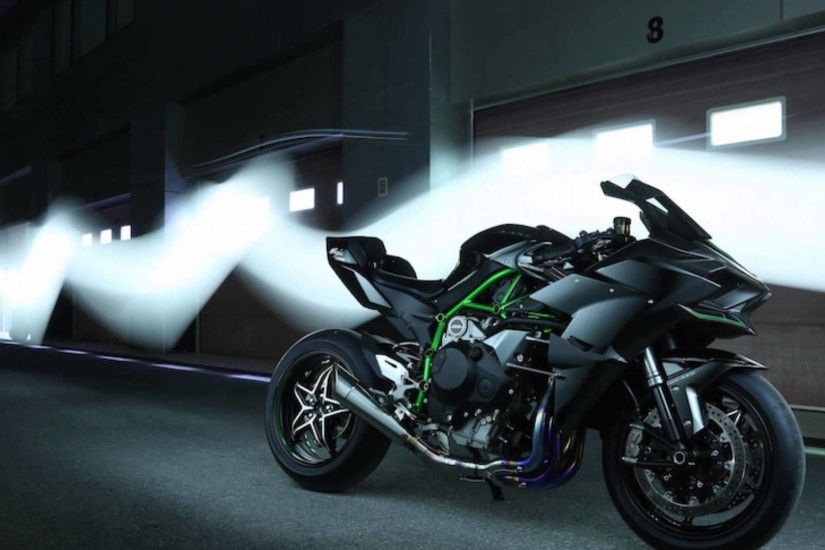 Ninja H2r..most amazing video