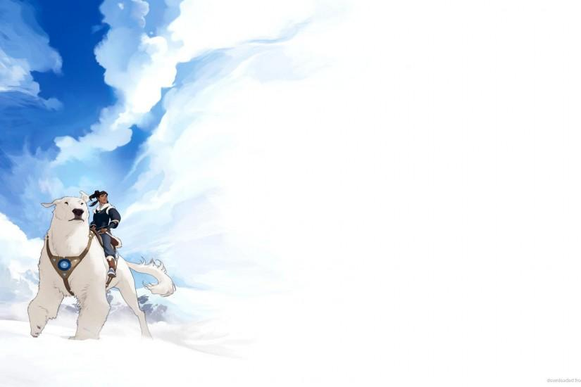 Legend of Korra Wallpaper for 1920x1080