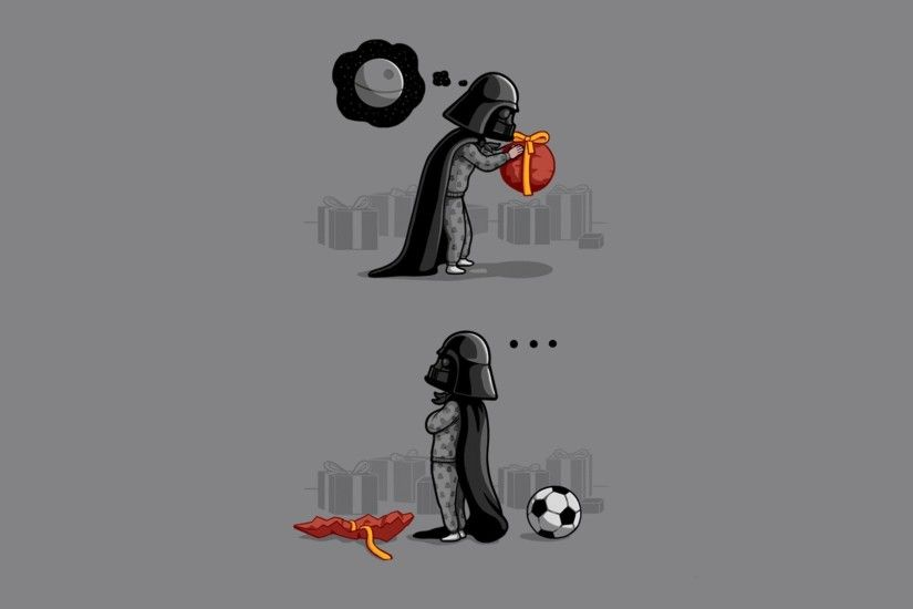 Darth Vader Funny Star Wars Artwork