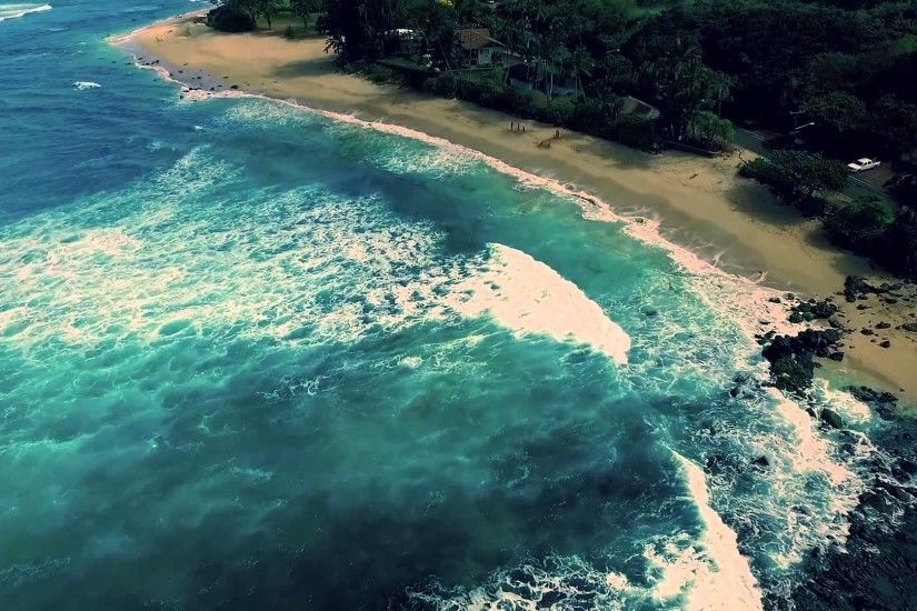 waikiki aerial wallpapers YouTube