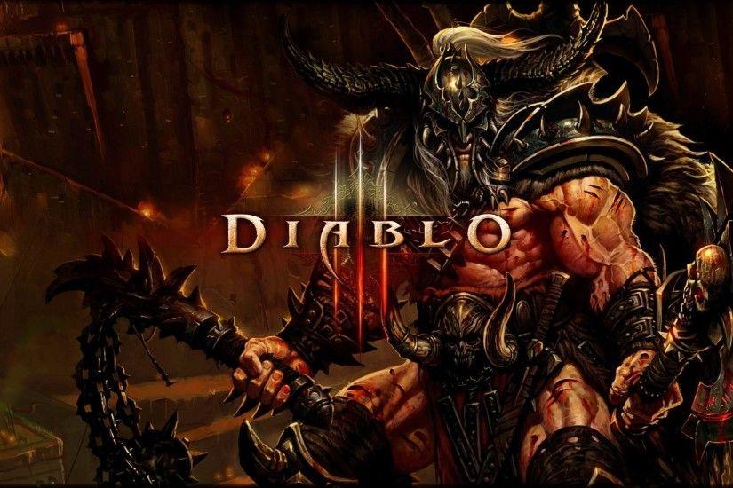 Diablo 3 Barbarian Wallpaper 1920x1080 ·① WallpaperTag