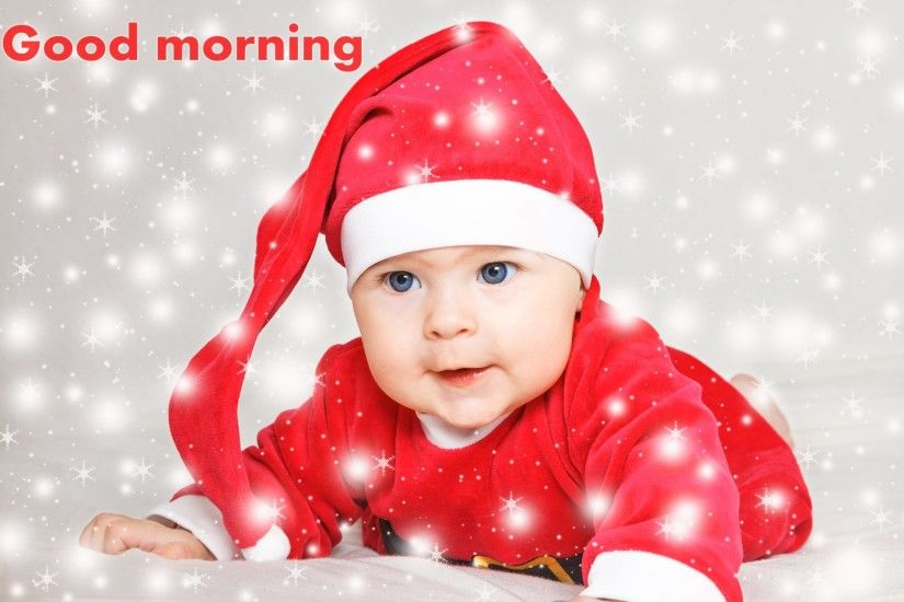 Beautiful Santa Baby Wallpapers x