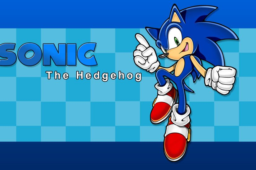 Sonic Backgrounds HD