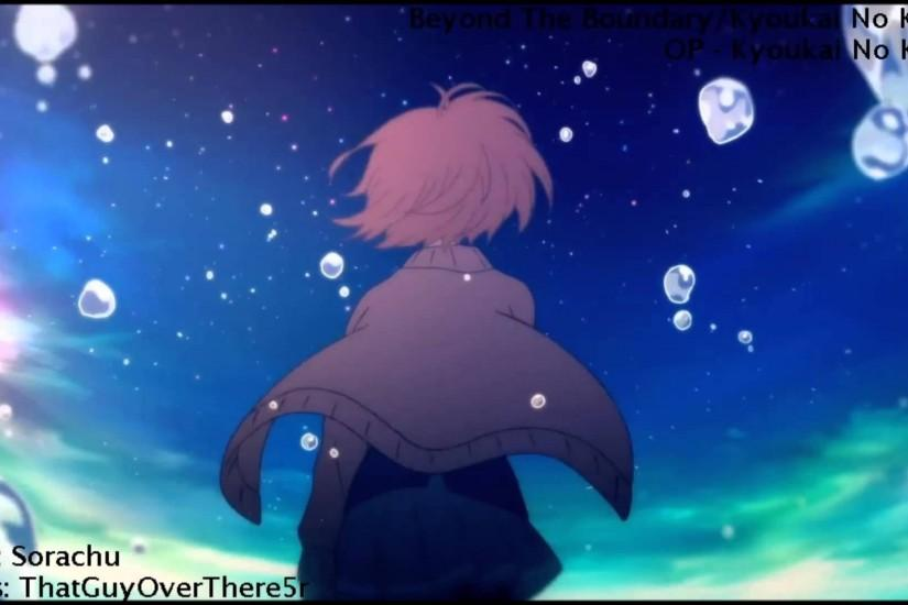 "Beyond The Boundary OP - ""Kyoukai no Kanata"" (Male English Cover)"