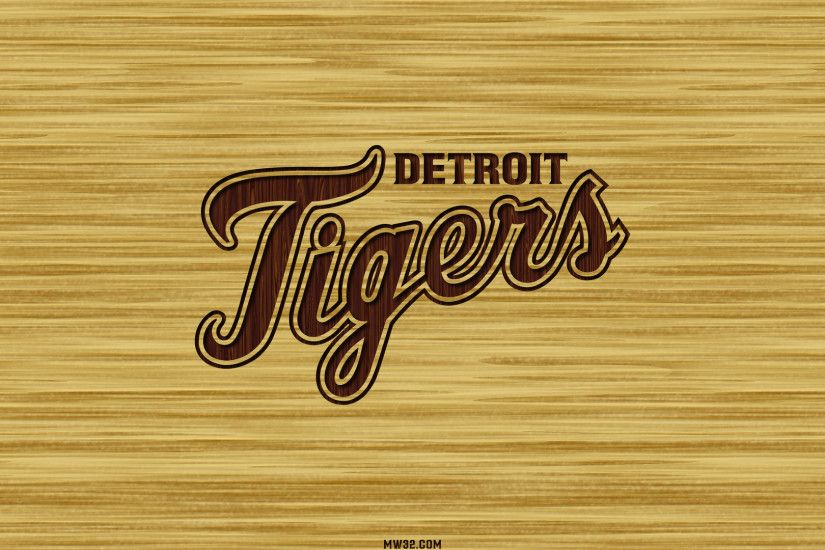 Detroit Tigers Logo wallpapers HD free - 524908