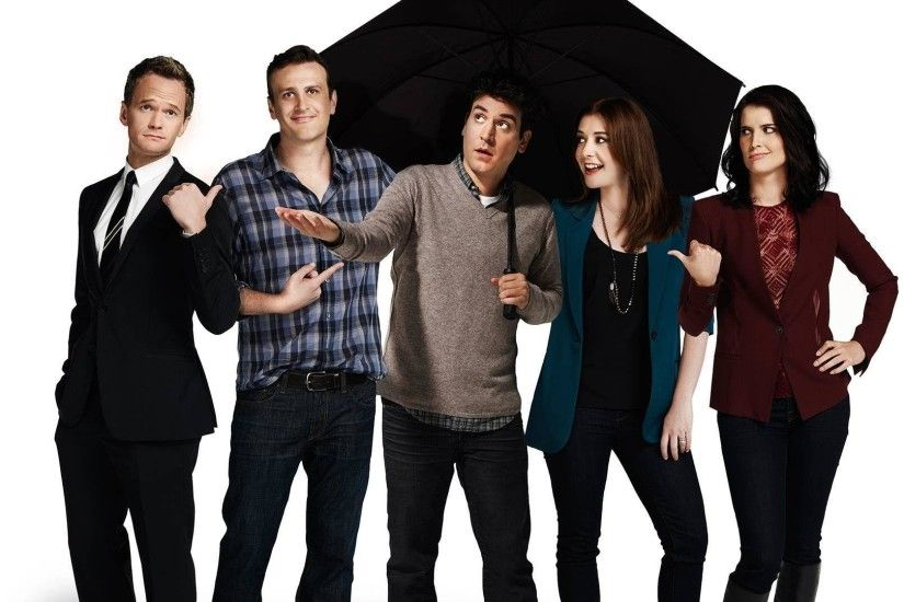 How I Met Your Mother Computer Wallpapers, Desktop Backgrounds .