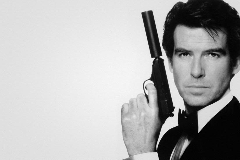 pistolet, 007, james bond, james bond Wallpaper - ForWallpaper .