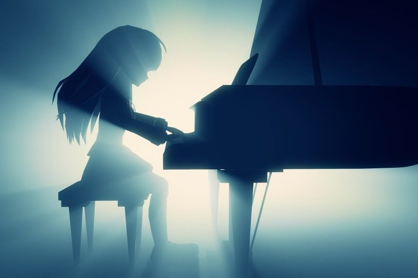 Angel beats piano wallpapers