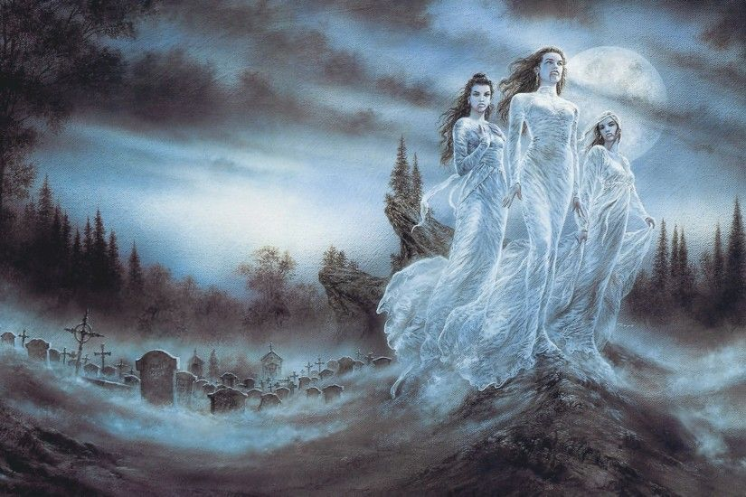 Download Wallpaper · Back. luis royo ...