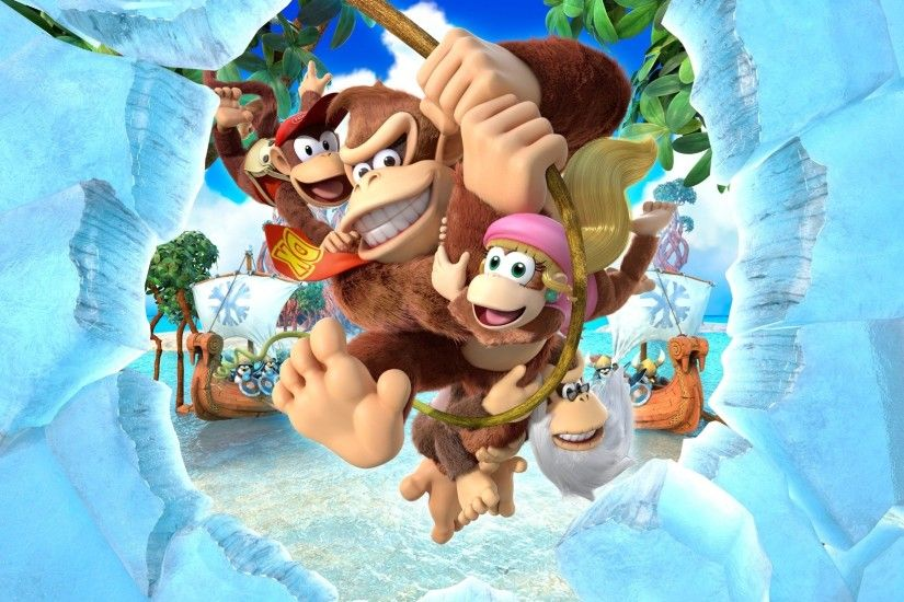 "Donkey Kong Country: Tropical Freeze Switch review: ""Donkey Kong has never  looked so good"" 