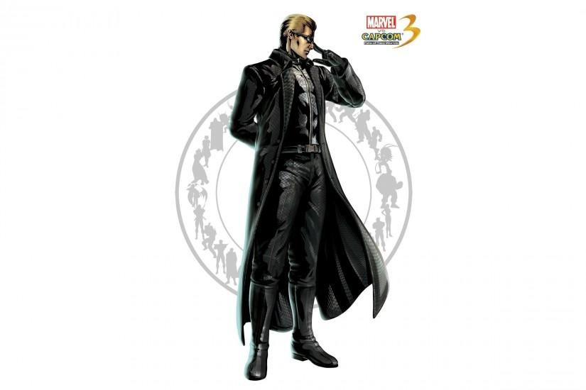 Capcom 3 - Albert Wesker wallpaper 2560x1600 jpg