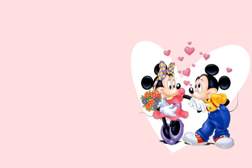 Minnie Mouse Wallpaper HD 1920 x 1080