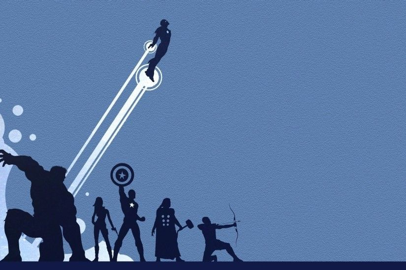 Free Download Wallpapers The Avengers Marvel Ics X Nature Minimalistic .