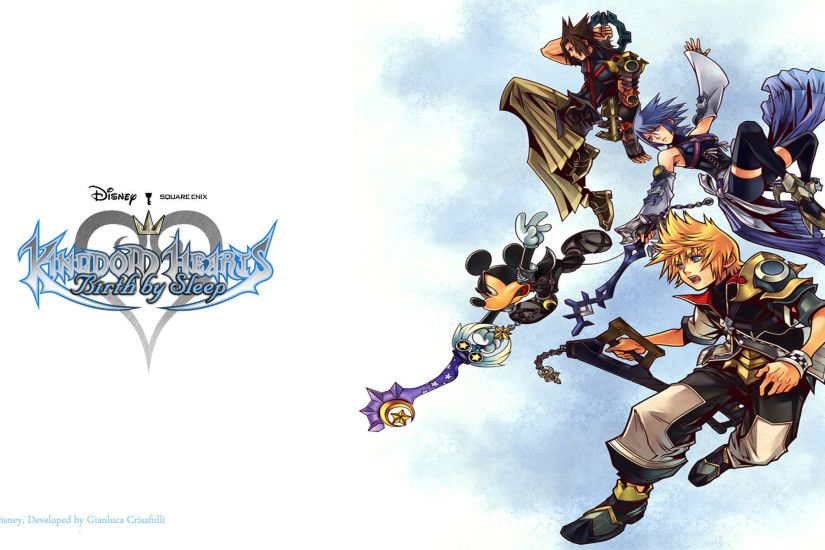 1920x1200 kingdom hearts wallpaper