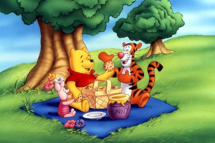 Winnie The Pooh Disney Wallpaper Desktop