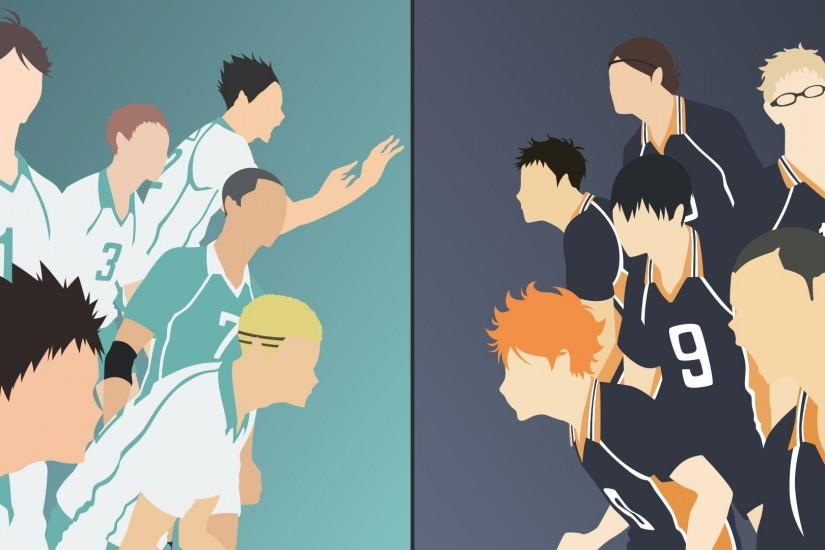 haikyuu wallpaper 1920x1080 for phone