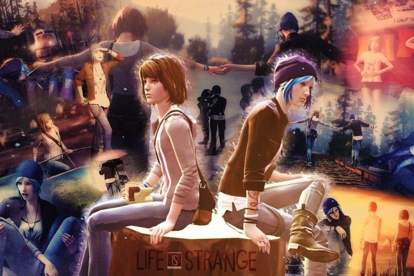 2017-03-23 - life is strange picture: Wallpapers Collection, #1713529