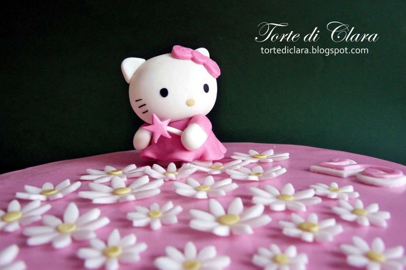 Hello Kitty Black Wallpapers Widescreen
