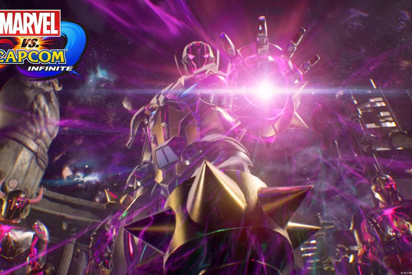 Marvel vs. Capcom: Infinite Thor · HD Wallpaper | Background ID:860825